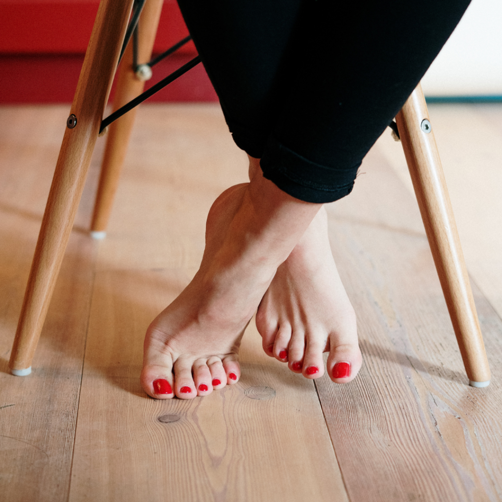 Award-winning beauty salon Canary Wharf pedicures